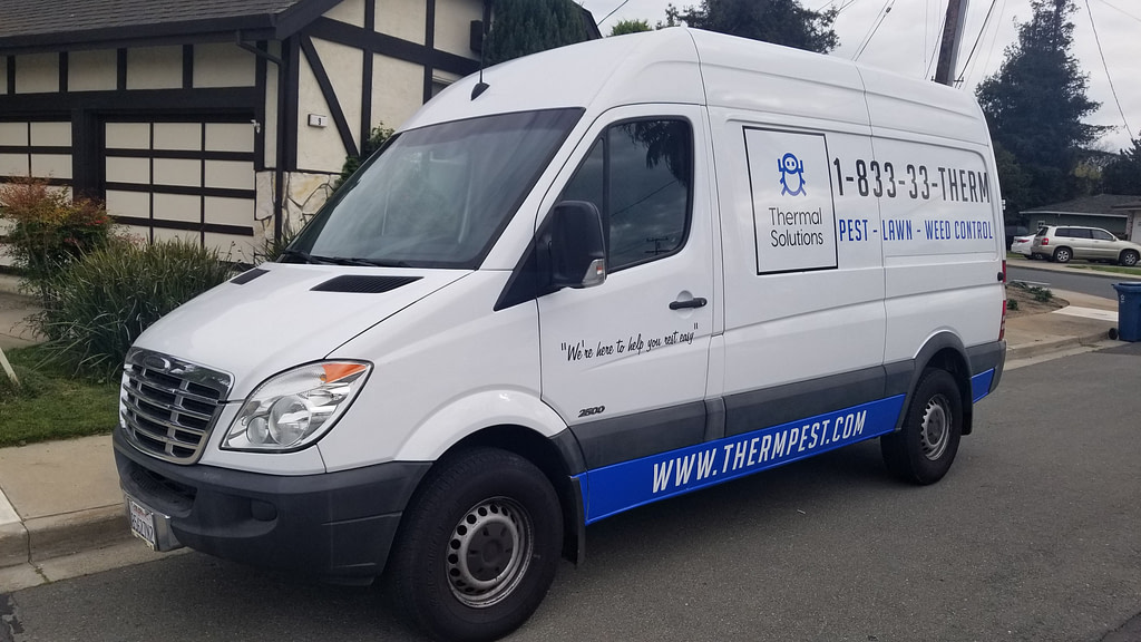 Thermal Solutions Van